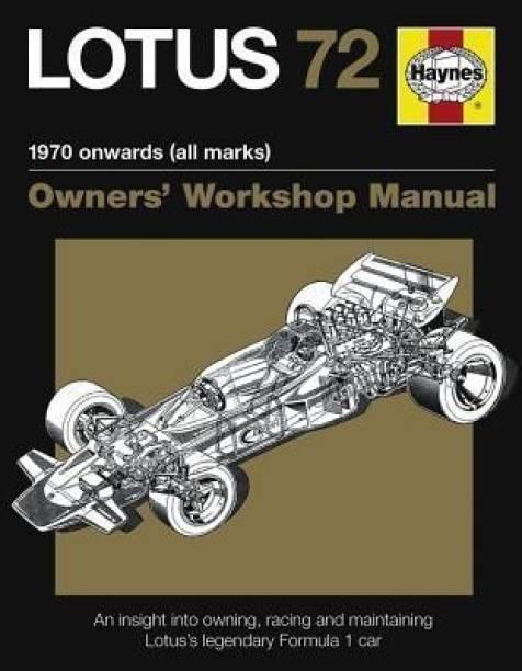 Lotus 72 Owners' Manual