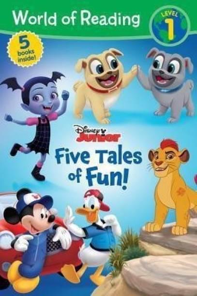 Disney Junior: Five Tales of Fun!