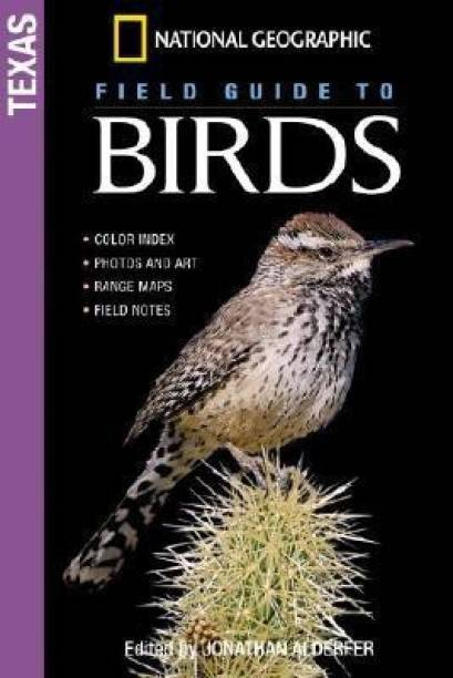 NG Field Guide to Birds: Texas