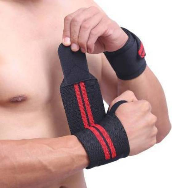 Leosportz Workout Gloves with Wrist Support for Gym Workouts, Pull Ups Gym & Fitness Gloves