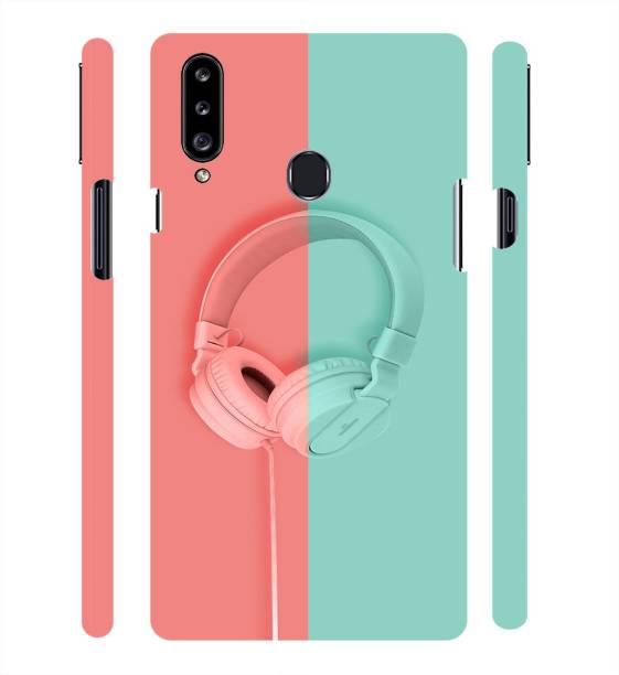Lifedesign Back Cover for Samsung Galaxy A20s