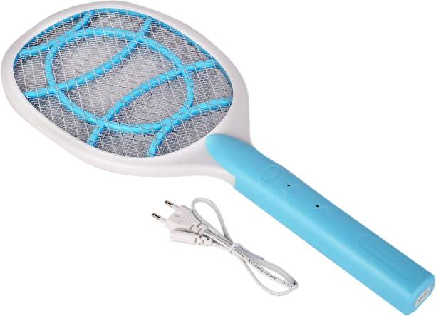 DPM 319W Heavy Duty Mosquito Bat/ Mosquito Racket& Charging Wire RECHARGEABLEI MOSQUITO SWATTER NET HIGT CAPACITY BATTERY 500mAH Electric Insect Killer