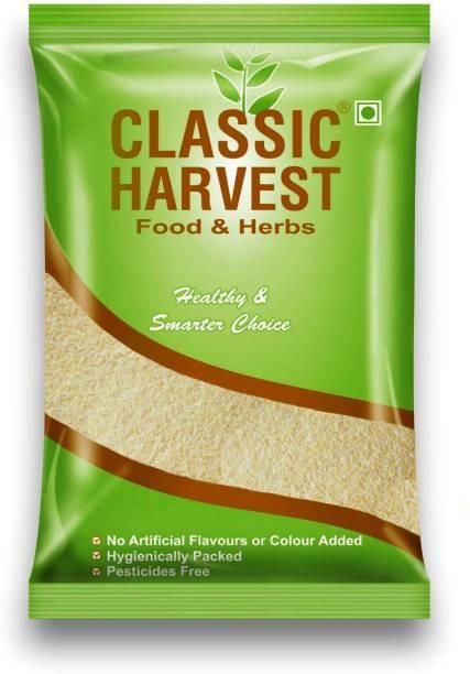Classic Harvest PREMIUM QUALITY ROASTED SUJI / ROASTED SEMOLINA 500g