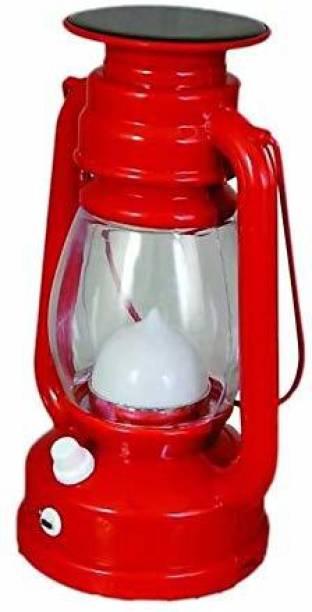 Inext LNT -00550 Multicolor Plastic Table Lantern