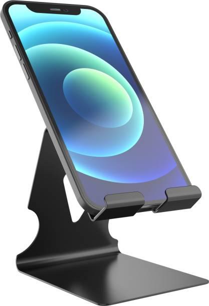 ELV DIRECT Universal Mobile Phone Stand Holder With Cable Organiser Inbuilt Mobile Holder