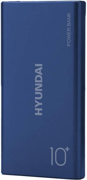 Hyundai 10000 mAh Power Bank (Fast Charging, Quick Charge 2.0)
