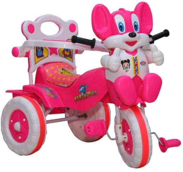 AMARDEEP 1523Pink Tricycle