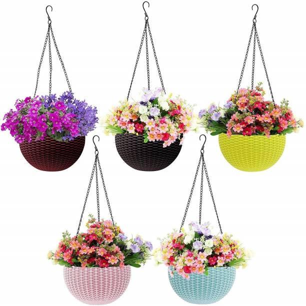 TFH Garden Balcony decoration Plastic Vase