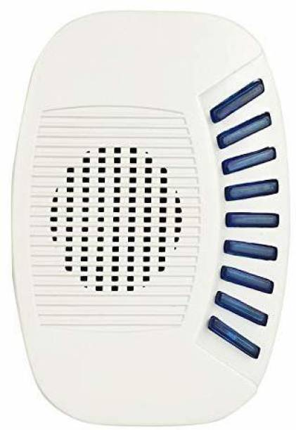 Jaskul Water Tank Overflow Alarm with Sweet Sound Use full Product Wired Sensor Security System Water Leak Detector