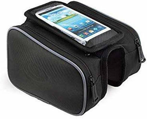 Fastpred BICYCLE MOBILE BAG WATER PROOF Bicycle Phone Holder