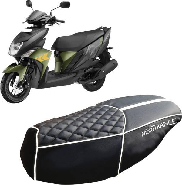 MOTOTRANCE MTSC36265-1 Single Bike Seat Cover For Yamaha Ray ZR