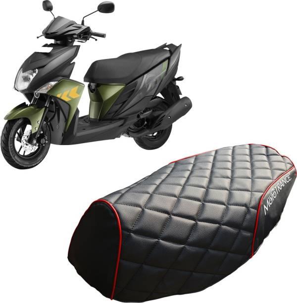 MOTOTRANCE MTSC36268-1 Single Bike Seat Cover For Yamaha Ray ZR
