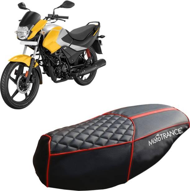 MOTOTRANCE MTSC36094-1 Single Bike Seat Cover For Hero Passion Pro