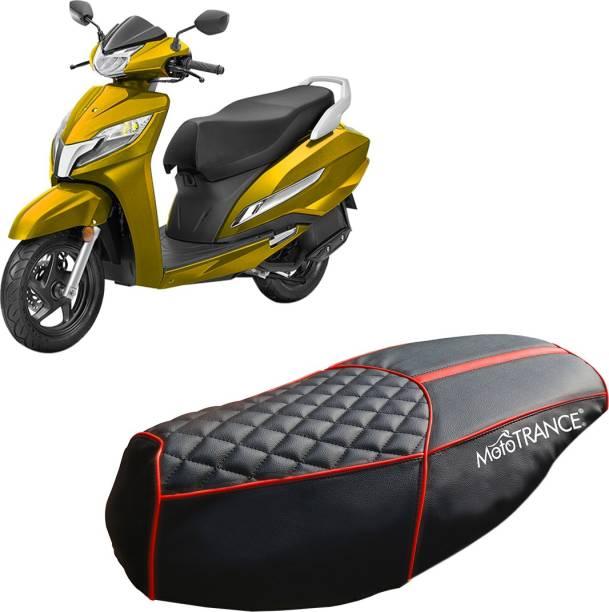 MOTOTRANCE MTSC36134-1 Single Bike Seat Cover For Honda Activa 125