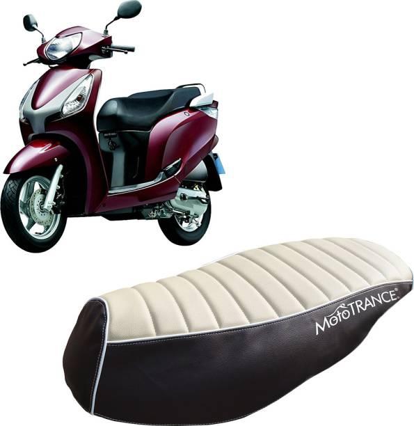 MOTOTRANCE MTSC36191-1 Single Bike Seat Cover For Honda Aviator