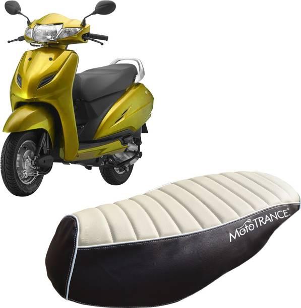 MOTOTRANCE MTSC36151-1 Single Bike Seat Cover For Honda Activa 4G