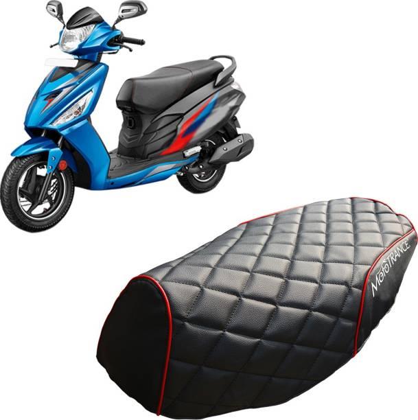 MOTOTRANCE MTSC36078-1 Single Bike Seat Cover For Hero Maestro Edge