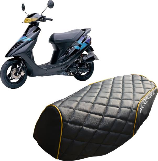 MOTOTRANCE MTSC36210-1 Single Bike Seat Cover For Honda Dio