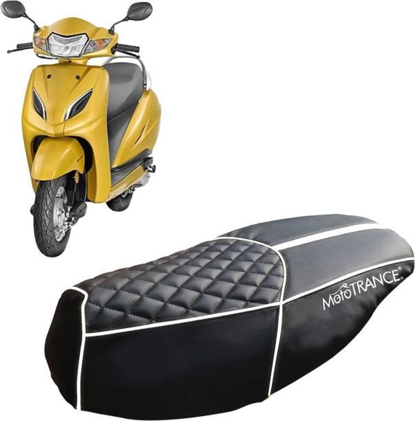 MOTOTRANCE MTSC36165-1 Single Bike Seat Cover For Honda Activa 5G