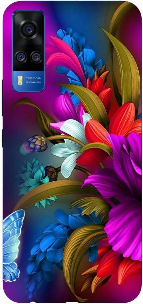 buymore Back Cover for Vivo Y31