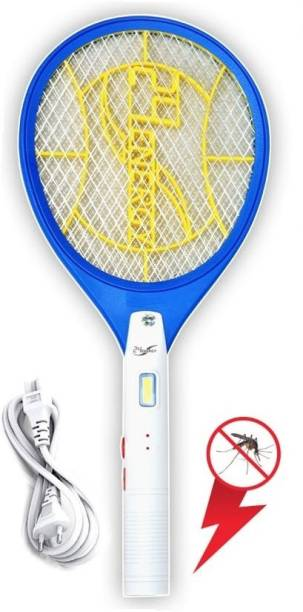 AKR Rechargeable Electric Mosquito/Insect KIller Racket for Home Electric Insect Killer (Bat) Electric Insect Killer (Bat) Electric Insect Killer
