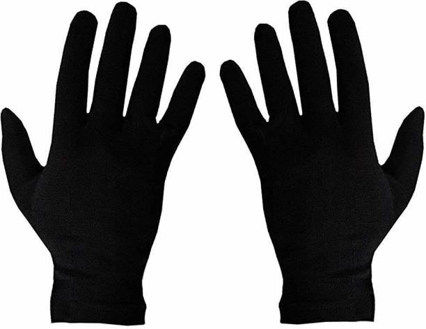 ARY Solid Protective Men & Women Gloves Driving Gloves