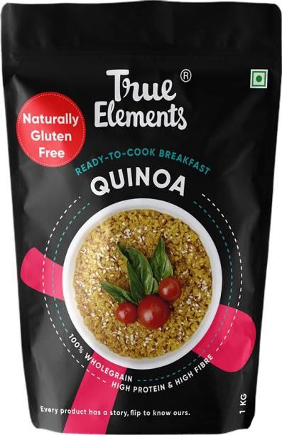 True Elements Naturally Gluten Free Quinoa|Ready to Cook Breakfast Quinoa