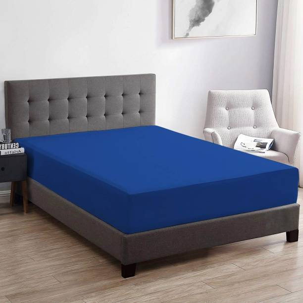 Trance Home Linen Fitted King Size Waterproof Mattress Cover