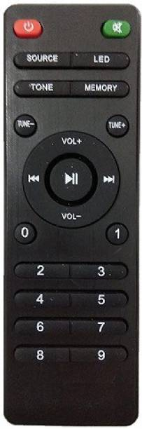 Piyush HOME THEATER MEMORY INTEX Remote Controller