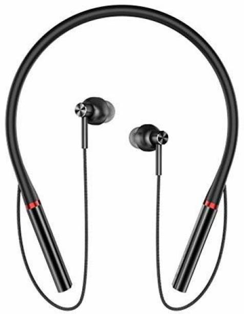 CIHLEX Live1000 Magnetic Wireless Earphone 5.0 TF Player Selfie Feature Bluetooth Headset