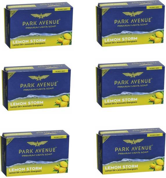 PARK AVENUE Lemon Storm Premium Soap