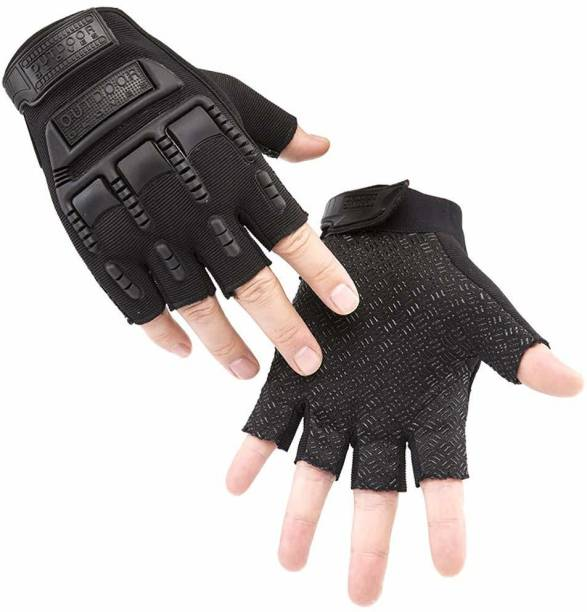 Dexus HALF RIDDING GLOVES FOR BIKERS Driving Gloves