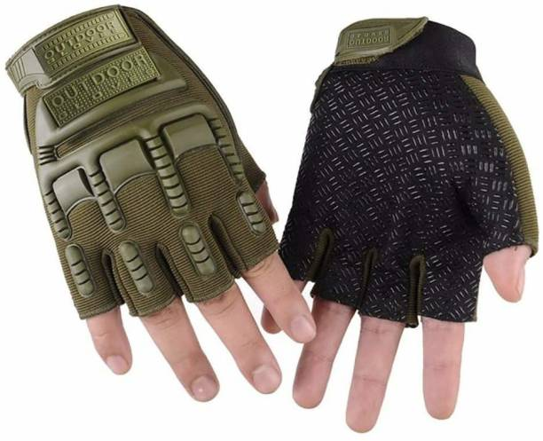 Dexus HALF RIDDING GLOVES FOR BIKERS Driving Gloves