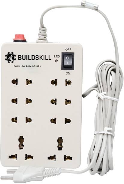 BUILDSKILL Heavy Duty 8  Socket Extension Boards