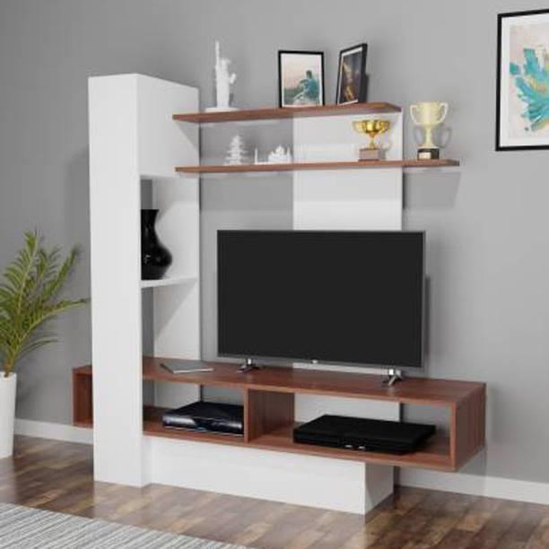 METSMITH Java Engineered Wood TV Entertainment Unit