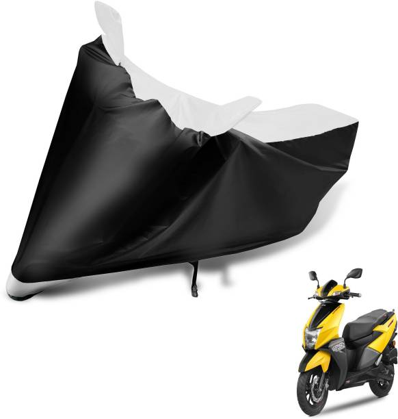 Auto Hub Two Wheeler Cover for TVS