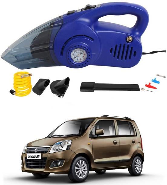 Oshotto 100W 2 in 1 Vacuum Cleaner cum Tyre Inflator for Maruti WagonR Car Vacuum Cleaner