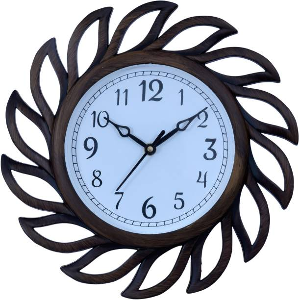 Sigaram Analog 28 cm X 28 cm Wall Clock