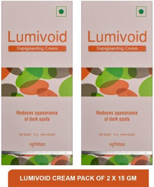 Torrent Lumivoid Cream   Dark Spot Removal Cream(pack of 2)15g