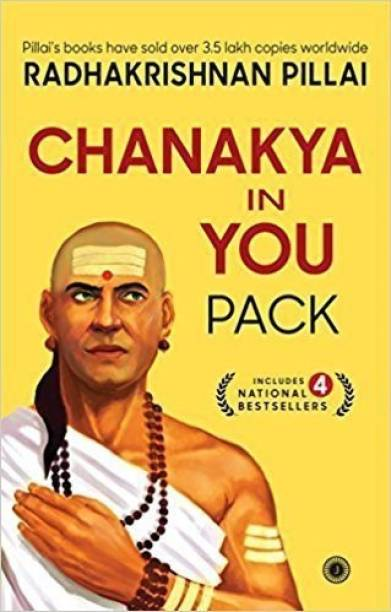 Chanakya in You Pack (4 Volumes)