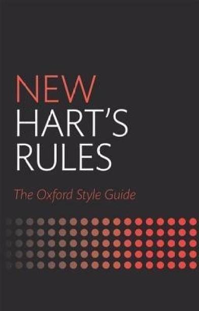 New Hart's Rules - The Oxford Style Guide