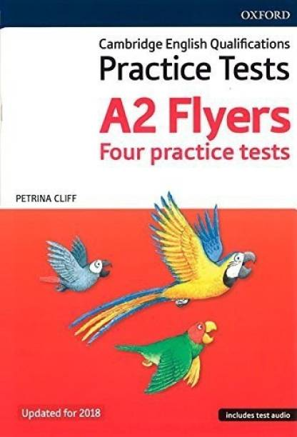 Cambridge English Qualifications Young Learners Practice Tests: A2: Flyers Pack - Includes Test Audio