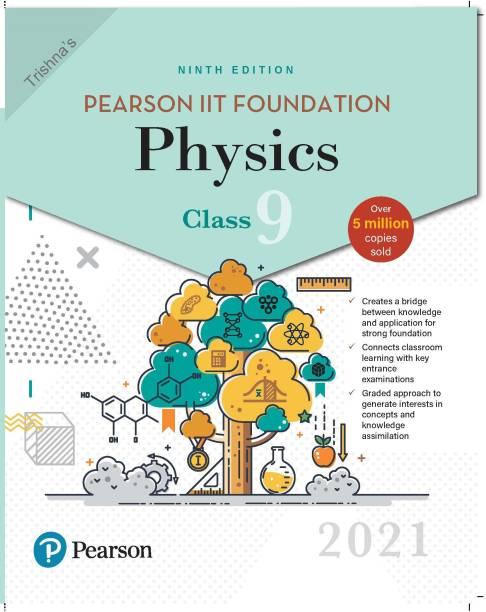 Pearson Iit Foundation Physics Class 9 2021