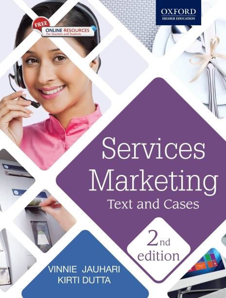 Services Marketing - Text and Cases