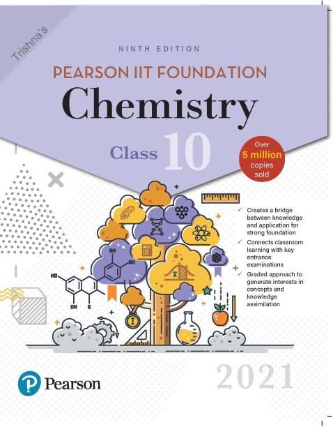 Pearson Iit Foundation Chemistry Class 10 2021