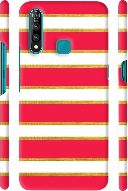 Lifedesign Back Cover for Vivo Z1 Pro