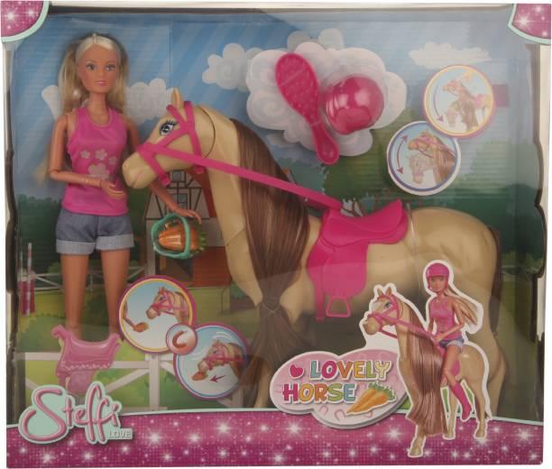 SIMBA SL Lovely Horse For Kids