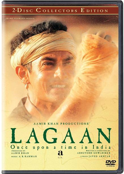 Lagaan: Once Upon a Time in India (2-Disc Collector's Edition)