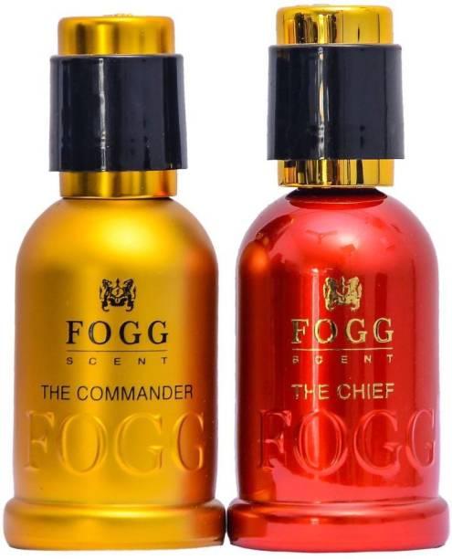FOGG Pack of 2 Exclusive Collection Eau de Parfum  -  100 ml
