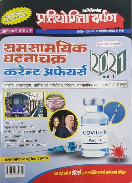 Pratiyogita Daran Sam Samyik Ghatana Chakra Current Affairs 2021